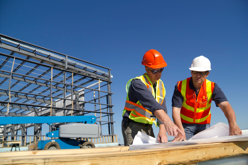 Workers Planning a Build | Kern County Builders' Exchange (KCBEX) | Bakersfield, CA